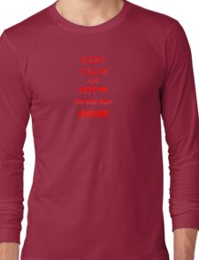 Lets do the time warp again! Long Sleeve T-Shirt