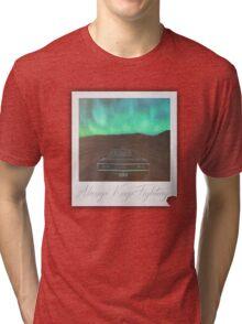 """Always Keep Fighting"" Tribute Tri-blend T-Shirt"
