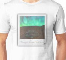 """Always Keep Fighting"" Tribute Unisex T-Shirt"