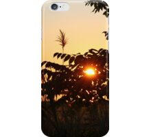 Good Morning | Flanders, New York iPhone Case/Skin
