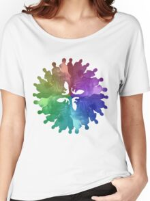Into the Vortex Women's Relaxed Fit T-Shirt