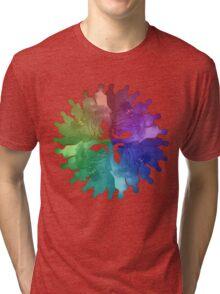 Into the Vortex Tri-blend T-Shirt