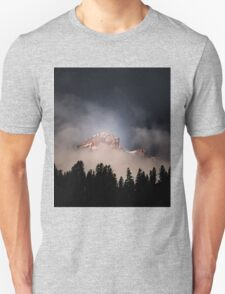 Mount Tehama (Brokeoff Mountain) T-Shirt