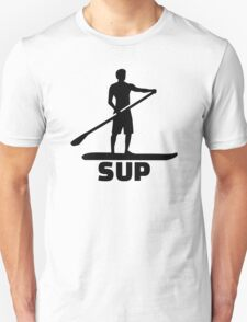 Stand up paddling T-Shirt