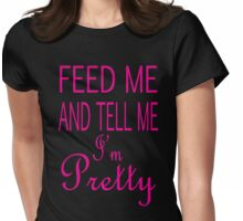 I'm Pretty Womens Fitted T-Shirt