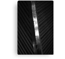 Metal Sheet Canvas Print