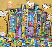 Peace In The City by Juli Cady Ryan