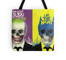 The Stranger + The Night | Double Feature Tote Bag