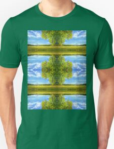 Into Walnut Field T-Shirt