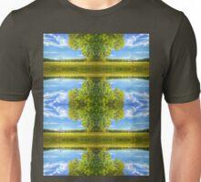 Into Walnut Field Unisex T-Shirt