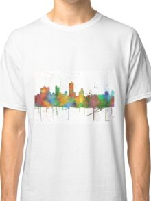 Fort Worth, Texas Skyline Classic T-Shirt