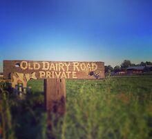 Old Dairy Road Private by JULIENICOLEWEBB
