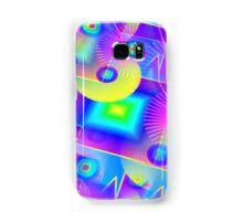 Retro-80s Rainbow Seamless Samsung Galaxy Case/Skin