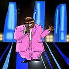 Cee-Lo Pink by Kev Moore
