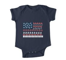 Southern States of America One Piece - Short Sleeve
