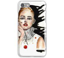 Editorium Girl iPhone Case/Skin