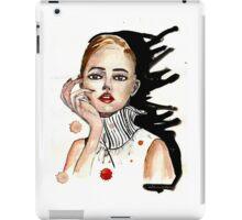 Editorium Girl iPad Case/Skin