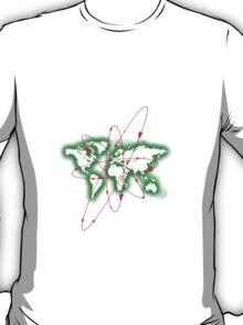 Green. T-Shirt