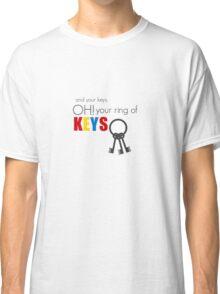Ring of Keys Classic T-Shirt