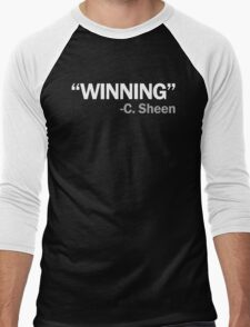 WINNING Men's Baseball ¾ T-Shirt