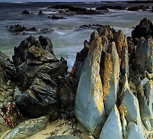"""""""Dramatic Rocks"""" by Husky"""