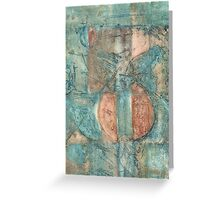 Phase / Impressions Greeting Card