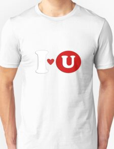 I love you t-shirt design T-Shirt
