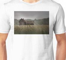 Abandoned in the Rain Unisex T-Shirt