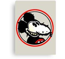 Mickey Rat Canvas Print