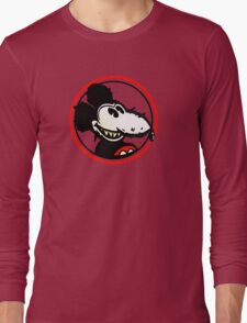 Mickey Rat Long Sleeve T-Shirt