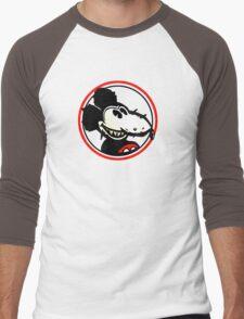 Mickey Rat Men's Baseball ¾ T-Shirt