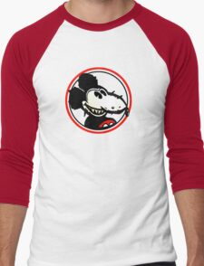 Mickey Rat Men's Baseball ¾ T-Shirt