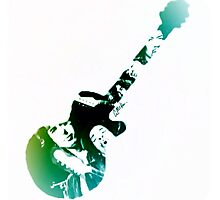 Jimi+Jimmy Photographic Print