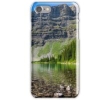 Bourgeau Lake iPhone Case/Skin
