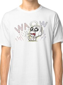 WAOW Classic T-Shirt
