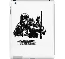 WW2 GERMAN ARMY iPad Case/Skin