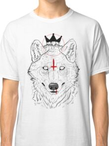 The Wolf King Classic T-Shirt