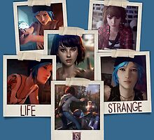 Life Is Strange - Photo Collage by Sacredrite