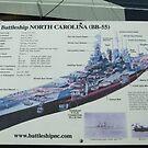 Battleship NC by dmcfadden