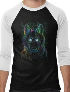 galaxy eater Men's Baseball ¾ T-Shirt