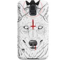 The Wolf King Samsung Galaxy Case/Skin