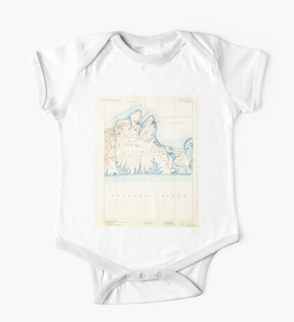 Massachusetts  USGS Historical Topo Map MA Marthas Vineyard 352842 1894 62500 One Piece - Short Sleeve