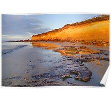 Anglesea Morning Poster