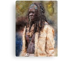 Art of the Dead: Mishone Canvas Print