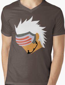 Godot Mens V-Neck T-Shirt
