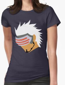 Godot Womens Fitted T-Shirt