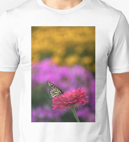 Above the Floral Sea Unisex T-Shirt