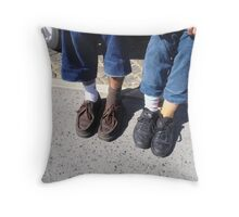 SPACE CADETS! Throw Pillow