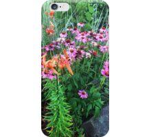 Summer Prairie Flowers iPhone Case/Skin