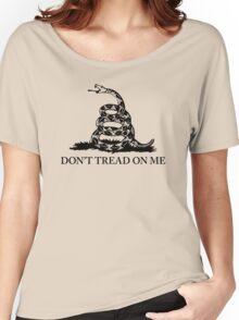 Classic Gadsden Flag Women's Relaxed Fit T-Shirt